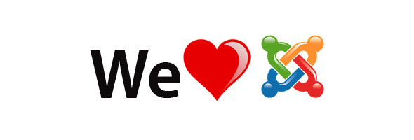 we love joomla